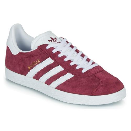 Čevlji  Nizke superge adidas Originals GAZELLE Bordo