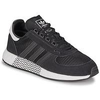 Čevlji  Moški Nizke superge adidas Originals MARATHON TECH Črna