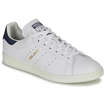 Čevlji  Nizke superge adidas Originals STAN SMITH Bela / Modra