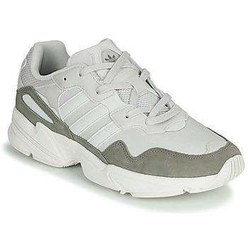 Čevlji  Moški Nizke superge adidas Originals YUNG-96 Bela / Bež