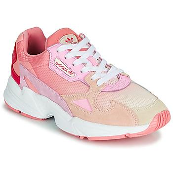 Čevlji  Ženske Nizke superge adidas Originals FALCON W Rožnata