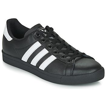 Čevlji  Otroci Nizke superge adidas Originals COAST STAR J Črna / Bela