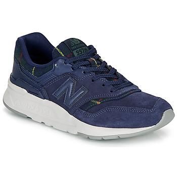 Čevlji  Ženske Nizke superge New Balance 997 Modra