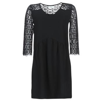 Oblačila Ženske Kratke obleke Betty London LUUNA Črna