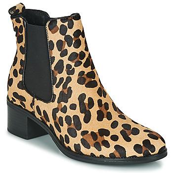 Čevlji  Ženske Gležnjarji Betty London HASNI Kostanjeva