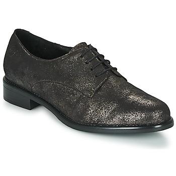 Čevlji  Ženske Čevlji Derby Betty London CAXO Črna