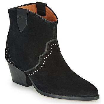 Čevlji  Ženske Gležnjarji Betty London LOUELLA Črna
