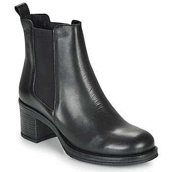 Čevlji  Ženske Gležnjarji Betty London LOUE Črna