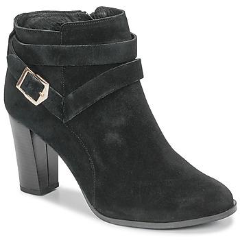 Čevlji  Ženske Gležnjarji Betty London LIESE Črna