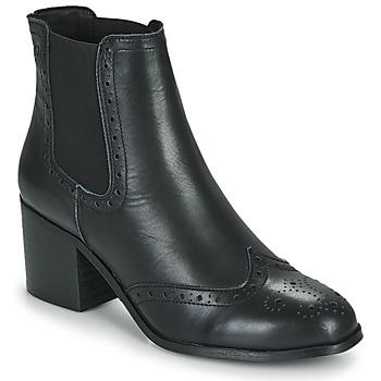 Čevlji  Ženske Gležnjarji Betty London LARISSA Črna