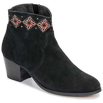 Čevlji  Ženske Gležnjarji Betty London LAURE-ELISE Črna