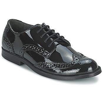Čevlji  Deklice Čevlji Derby Start Rite BURFORD Črna