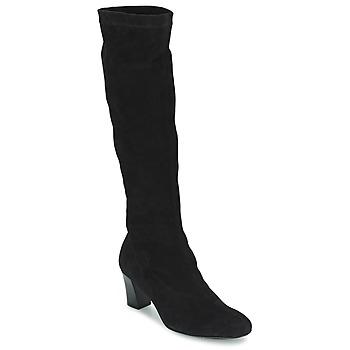 Čevlji  Ženske Mestni škornji    Robert Clergerie PASSAC Črna