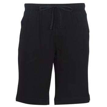 Oblačila Moški Kratke hlače & Bermuda Polo Ralph Lauren SLEEP SHORT-SHORT-SLEEP BOTTOM Črna