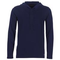 Oblačila Moški Puloverji Polo Ralph Lauren L/S HOODIE-HOODIE-SLEEP TOP Modra