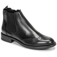 Čevlji  Moški Polškornji Carlington LEVOTO Črna