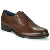Čevlji  Moški Čevlji Derby Carlington LUCIEN Kostanjeva