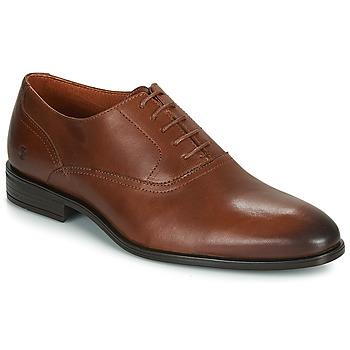 Čevlji  Moški Čevlji Richelieu Carlington LUDIVIEN Cognac