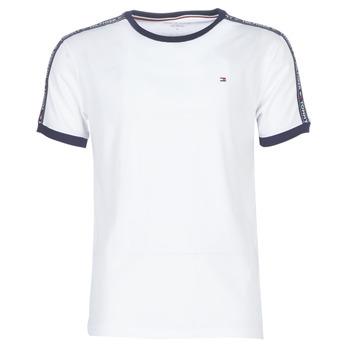 Oblačila Moški Majice s kratkimi rokavi Tommy Hilfiger AUTHENTIC-UM0UM00563 Bela