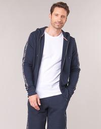 Oblačila Moški Puloverji Tommy Hilfiger AUTHENTIC-UM0UM00708 Modra
