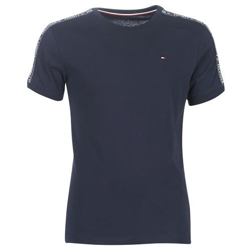 Oblačila Moški Majice s kratkimi rokavi Tommy Hilfiger AUTHENTIC-UM0UM00562 Modra
