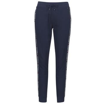 Oblačila Ženske Spodnji deli trenirke  Tommy Hilfiger AUTHENTIC-UW0UW00564 Modra