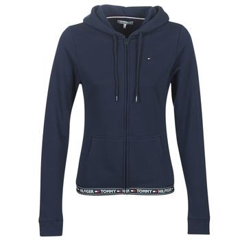 Oblačila Ženske Puloverji Tommy Hilfiger AUTHENTIC-UW0UW00582 Modra