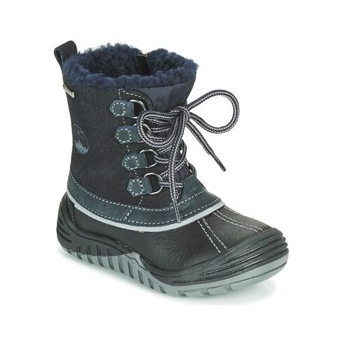 Čevlji  Otroci Škornji za sneg Primigi FLEN-E GORE-TEX Modra