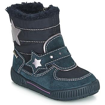 Čevlji  Deklice Škornji za sneg Primigi RIDE 19 GORE-TEX Modra