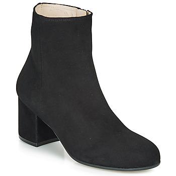 Čevlji  Ženske Gležnjarji Ippon Vintage NEXT DAY Črna