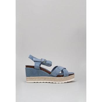 Čevlji  Ženske Sandali & Odprti čevlji Carmela  Modra