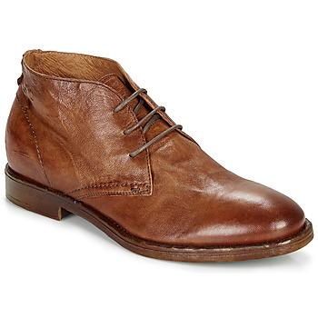 Čevlji  Moški Polškornji Kost DANDY 17 Cognac