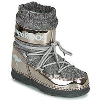 Čevlji  Ženske Škornji za sneg Kangaroos K-MOON Siva