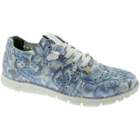 Čevlji  Ženske Nizke superge Slowwalk SLOW10707Wfio blu