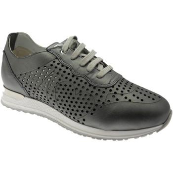 Čevlji  Ženske Nizke superge Calzaturificio Loren LOC3845gr grigio