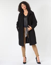 Oblačila Ženske Plašči Le Temps des Cerises DOLL Črna