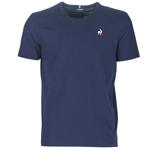 Oblačila Moški Majice s kratkimi rokavi Le Coq Sportif ESS TEE SS N°2 M Modra