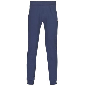 Oblačila Moški Spodnji deli trenirke  Le Coq Sportif ESS PANT SLIM N°1 M Modra