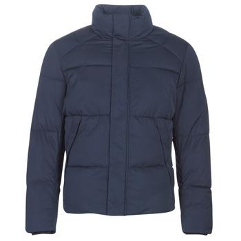 Oblačila Moški Puhovke Selected SLHPUFFER Modra