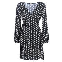 Oblačila Ženske Kratke obleke Billabong LOVE WARRIOR Črna