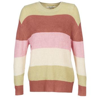 Oblačila Ženske Puloverji Billabong NIGHT OUT Rožnata