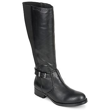 Čevlji  Ženske Mestni škornji    Marc O'Polo ZINDI Črna