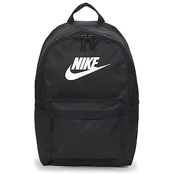 Torbice Nahrbtniki Nike NK HERITAGE BKPK - 2.0 Črna