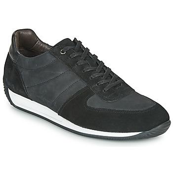 Čevlji  Moški Nizke superge Casual Attitude LARY Črna