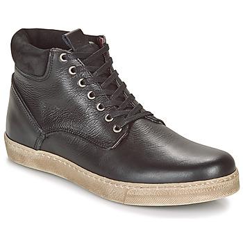 Čevlji  Moški Polškornji Casual Attitude LEO Črna