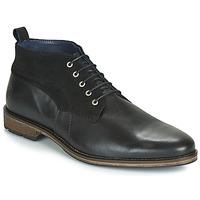 Čevlji  Moški Polškornji Casual Attitude RAGILO Črna