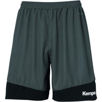 Oblačila Moški Kratke hlače & Bermuda Kempa Shorts  Emotion 2.0 noir/gris