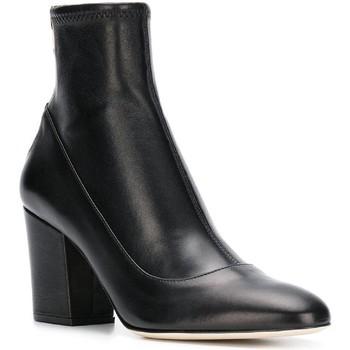 Čevlji  Ženske Mestni škornji    Sergio Rossi A75282 MAF715 nero