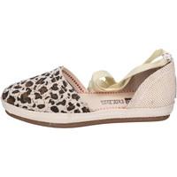 Čevlji  Ženske Espadrile O-joo Sandale BR121 Bež