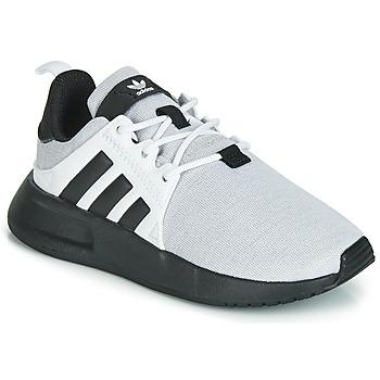 Čevlji  Otroci Nizke superge adidas Originals X_PLR C Siva / Črna